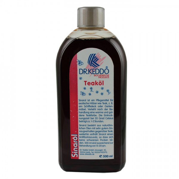 Teak Öl Sinarol